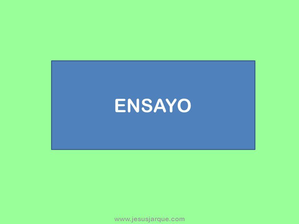 www.jesusjarque.com ENSAYO