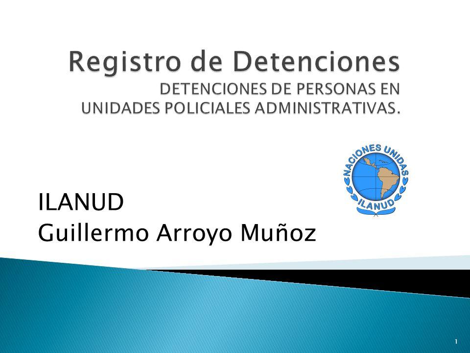 La presencia de registros y archivos de las personas arrestadas y detenidas, privadas de libertad, tiene una relación directa con: La protección y promoción de los derechos humanos, ante el arresto, la detención y la privación de libertad, que son solo restricciones al derecho de la libertad.