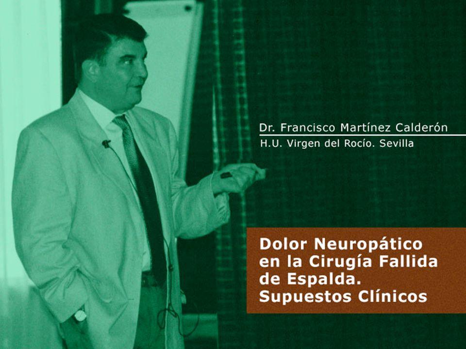 Comentario a diapo3 El dolor somático proviene de las estructuras musculoesqueléticas; el dolor neural de lesiones directas o relacionadas con complicaciones de la cirugía.