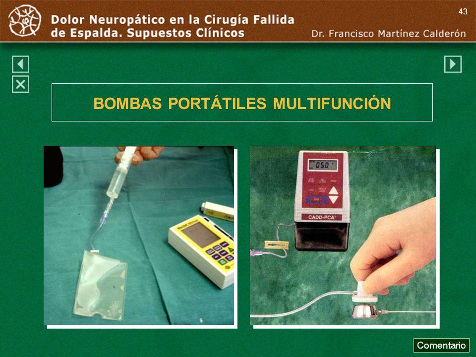 BOMBAS PORTÁTILES MULTIFUNCIÓN Comentario 43