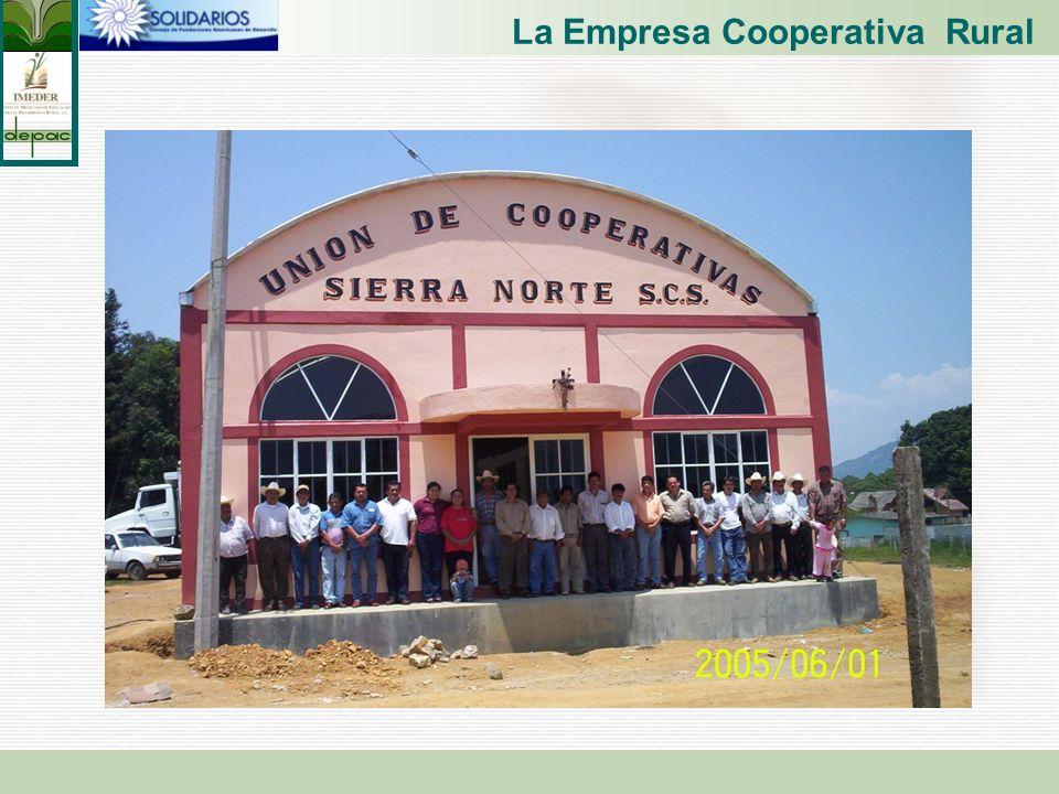 La Empresa Cooperativa Rural