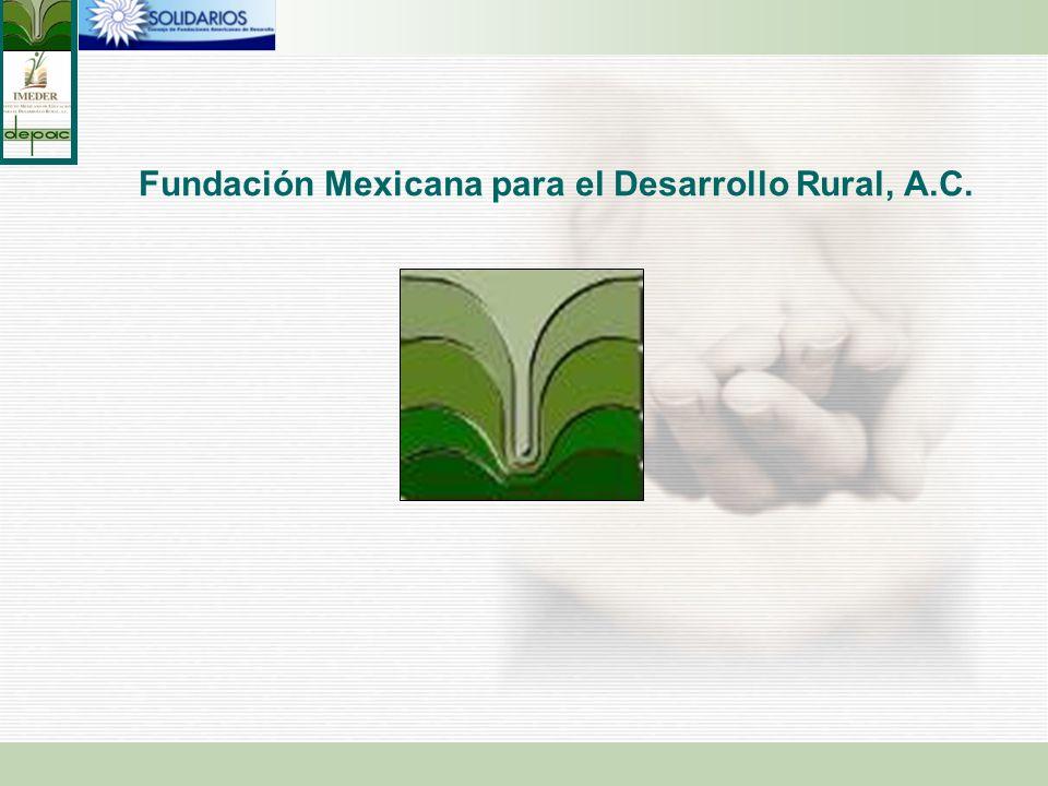 Fundación Mexicana para el Desarrollo Rural, A.C.