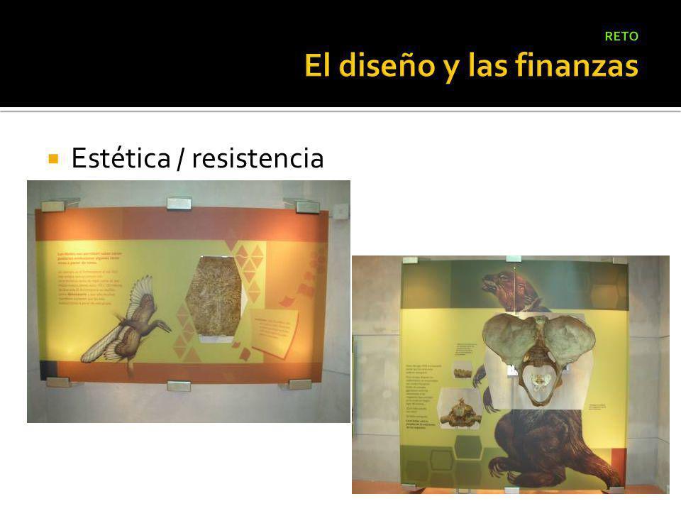 Estética / resistencia