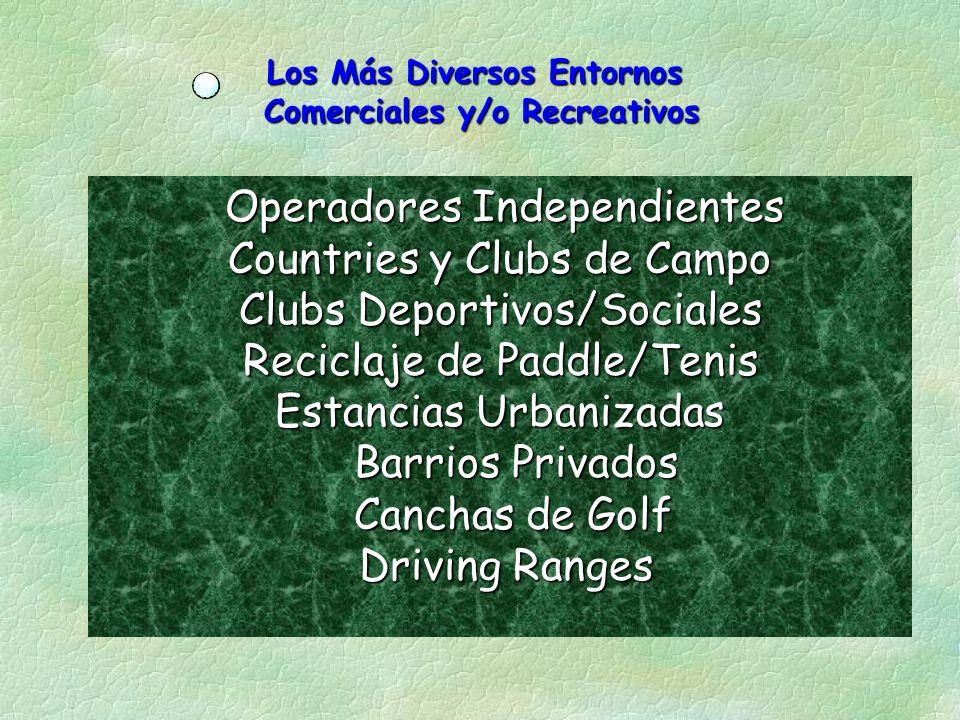 Clubs/Colegios