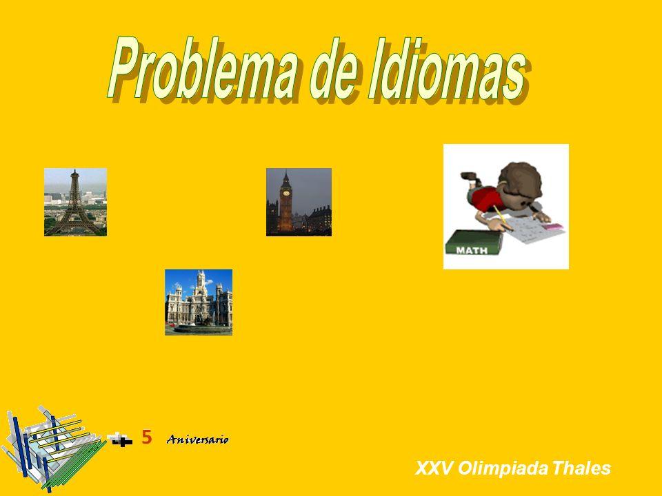 XXV Olimpiada Thales