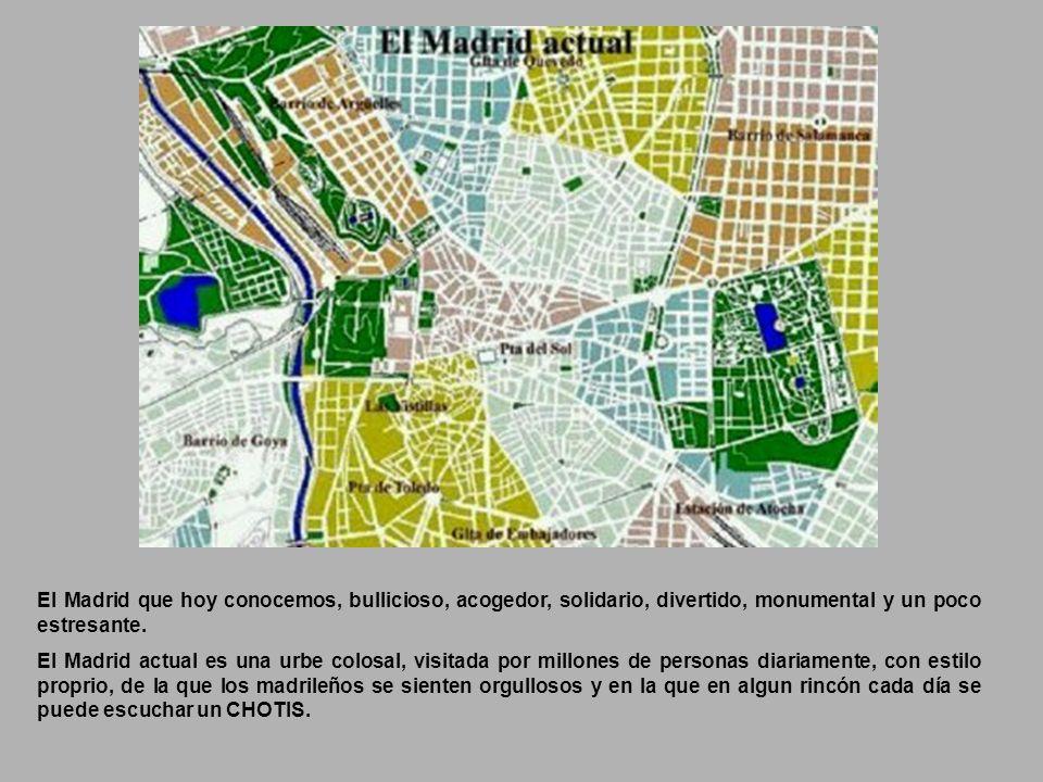 El 19 de julio de 1860, se aprueba el Plan Castro para el ensanche de Madrid, este primer plan urbanístico de gran envergadura, tras la política de desamortizaciones, es necesario para ordenar el presente y el futuro inmediato de la ciudad.