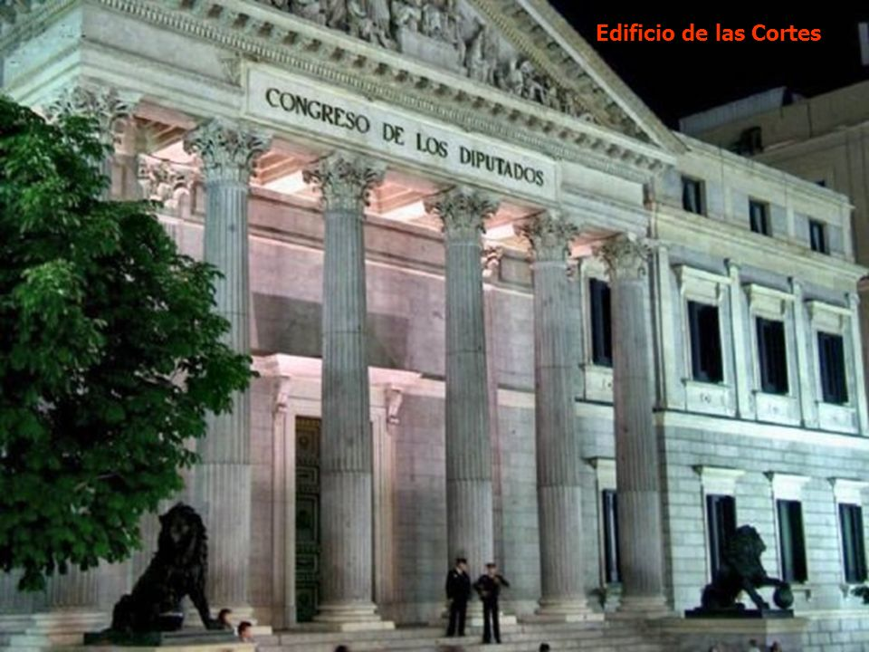 Calle Alcalá – Edificio del Banco Central