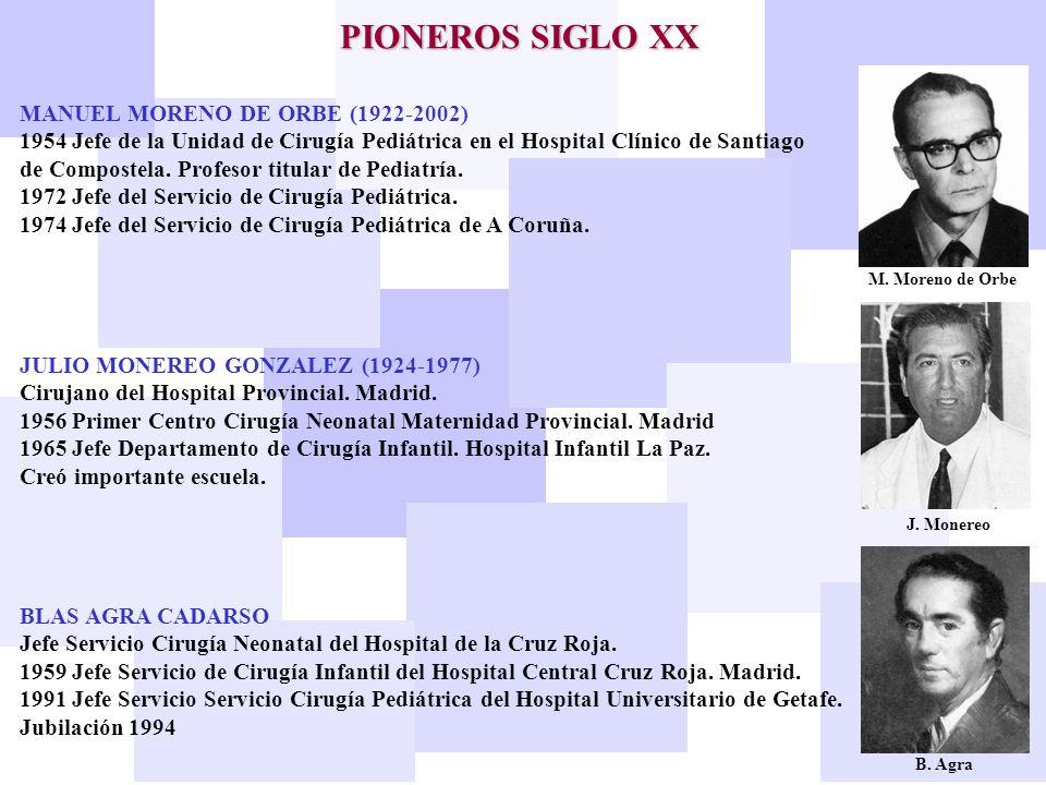 HISTORIA XXXII CONGRESO DE LA SOCIEDAD ESPAÑOLA DE CIRUGIA PEDIATRICA 1992.