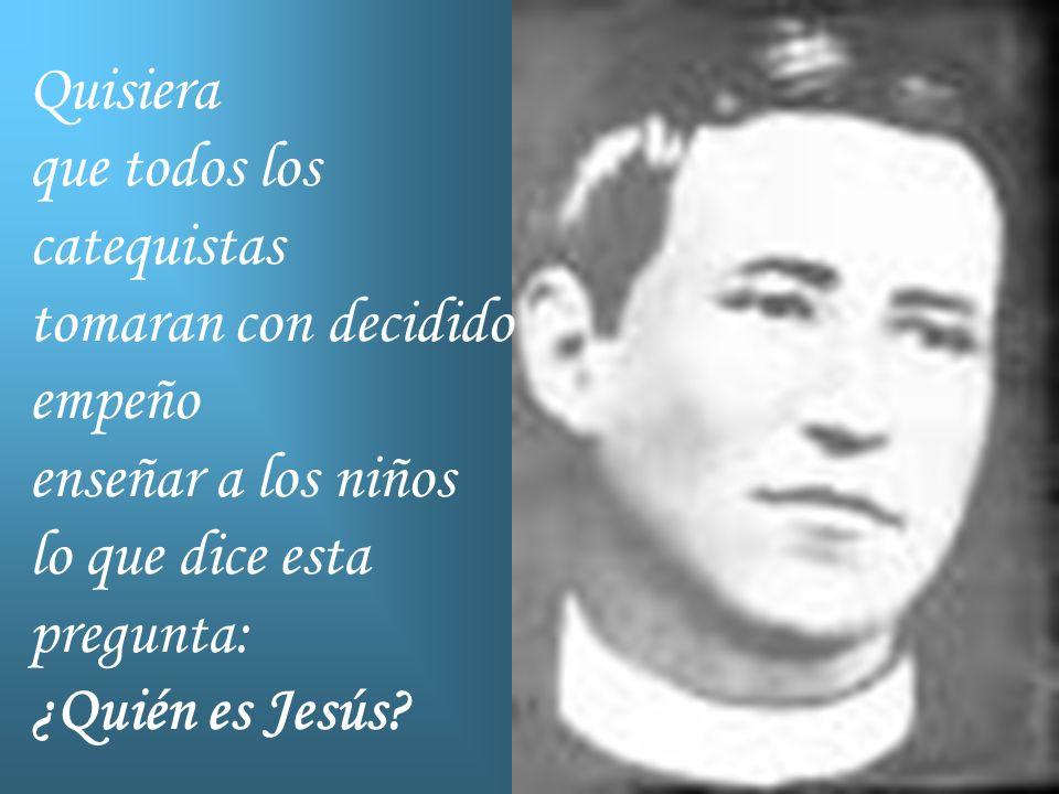 De los escritos de Enrique de Ossó. Tomados de su obra Guía práctica del catequista