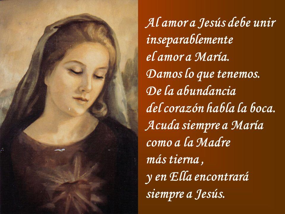 Es, pues, necesario que si el Catequista quiere cumplir con su deber, viva una profunda amistad con Jesús, y se persuada plenamente de que sin Jesús n