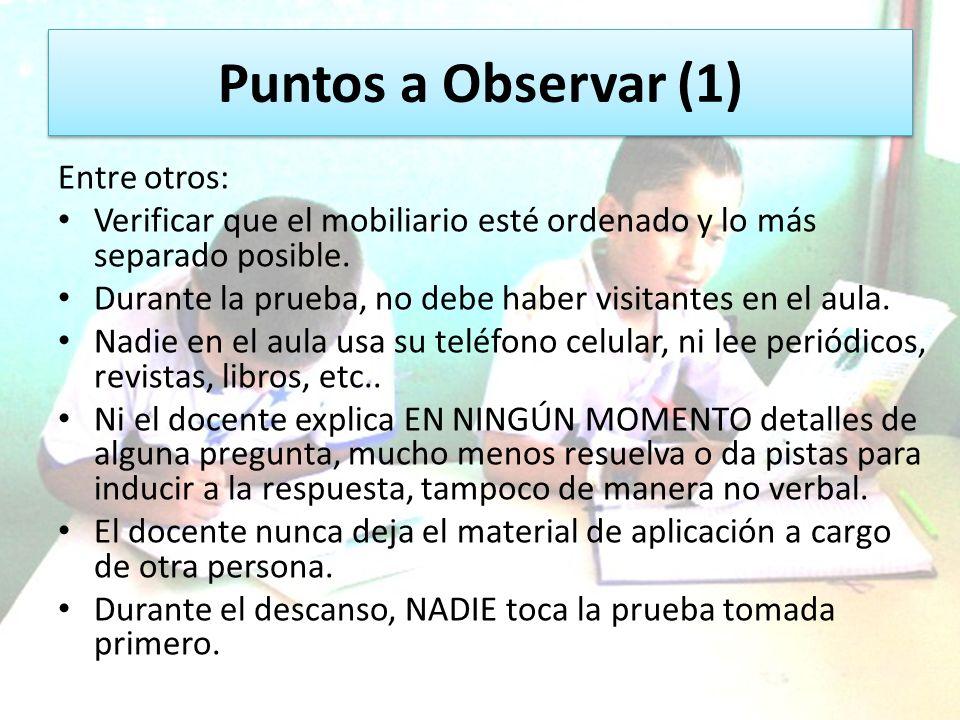 Papel de los observadores (2) Durante el proceso de la digitalización Desde el 27 de noviembre hasta el 7 de diciembre, cada día desde las 9:00 am hasta las 5:00 pm.