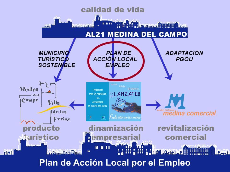 calidad de vida producto turístico dinamización empresarial revitalización comercial MUNICIPIO PLAN DEADAPTACIÓN TURÍSTICO ACCIÓN LOCAL PGOU SOSTENIBL
