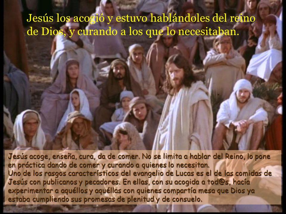Alimenta al que se muere de hambre, porque si no lo alimentas lo matas. Vaticano II - G.S. 69 Texto: Lucas 9, 11b-17. Cuerpo y Sangre de Jesús –C- Com