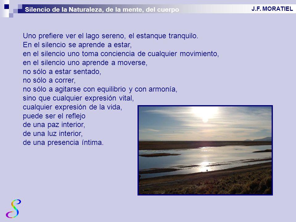 El Sol se puede reflejar en una gota de rocío, en el amplio mar y en el amplio lago, pero también, en una gota de rocío.