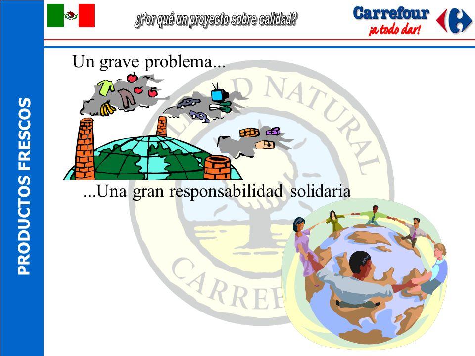PRODUCTOS FRESCOS Producto Zona de producción Miel de abeja 100% pura Mérida, Yucatán Certificado en junio 2001