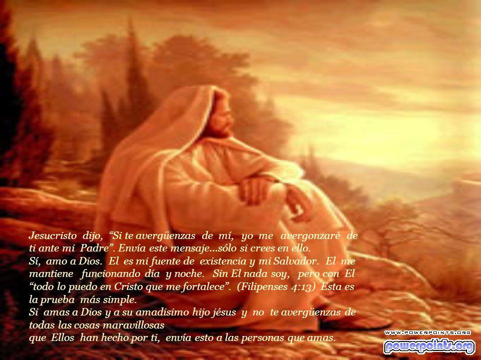 3.- En un rato más, muchas personas habrán orado por ti y tú habrás logrado que muchas personas oren a Dios por otras personas. 4.- Luego, piensa por