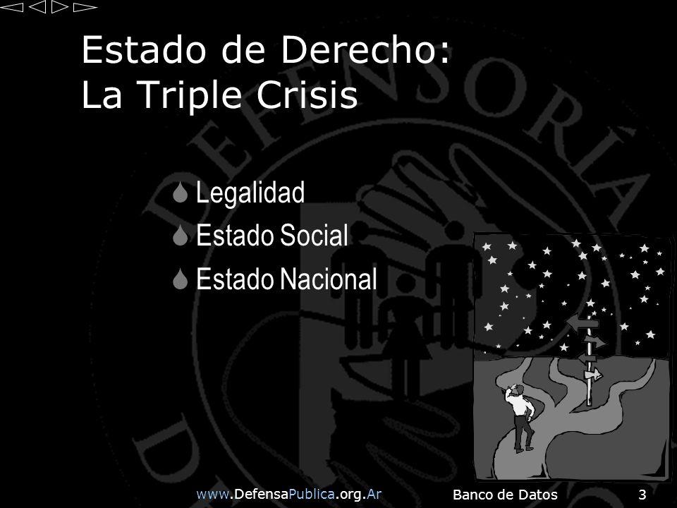 www.DefensaPublica.org.Ar Banco de Datos24 Prueba Falsa