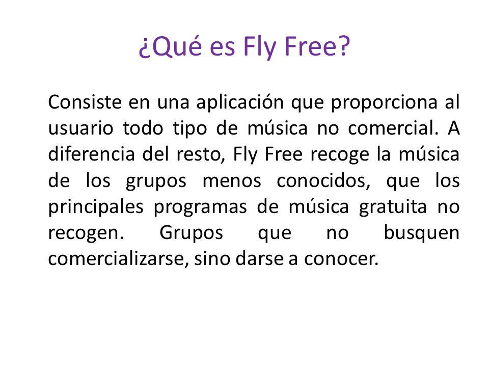 ¿Qué es Fly Free.