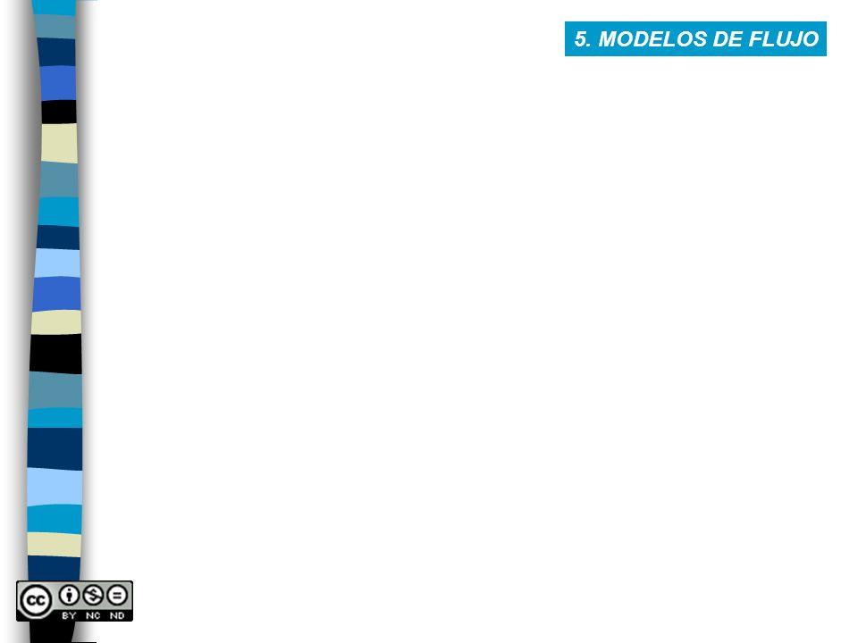 5. MODELOS DE FLUJO