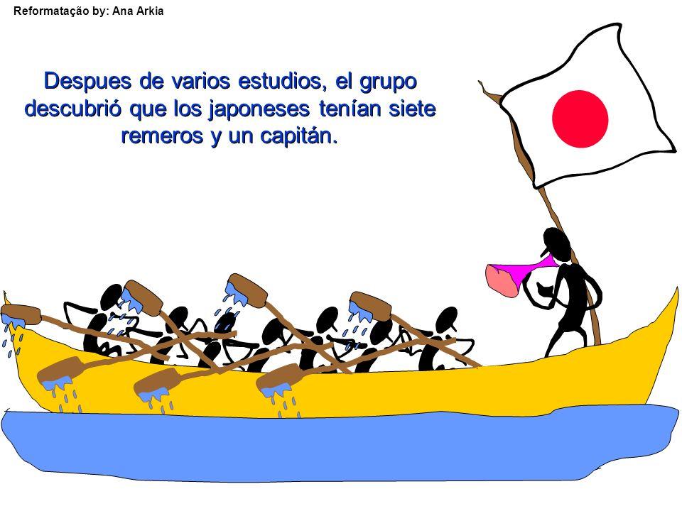 Reformatação by: Ana Arkia El Director General preparó un informe de la situación, donde quedó demostrado que: - Fue escogida la mejor táctica.