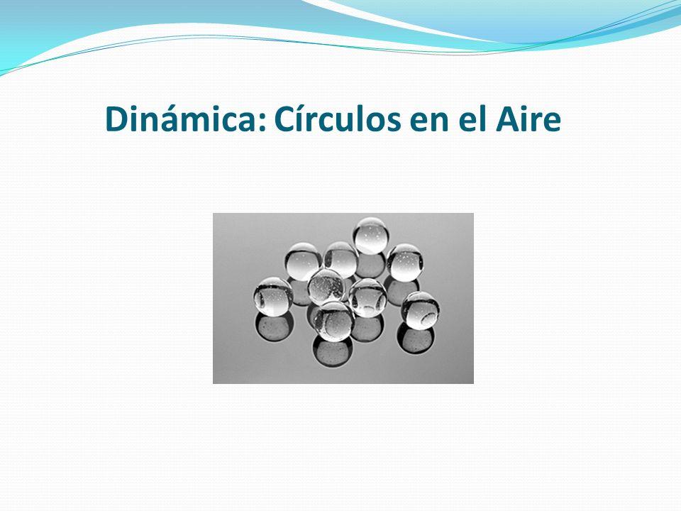 Dinámica: Círculos en el Aire