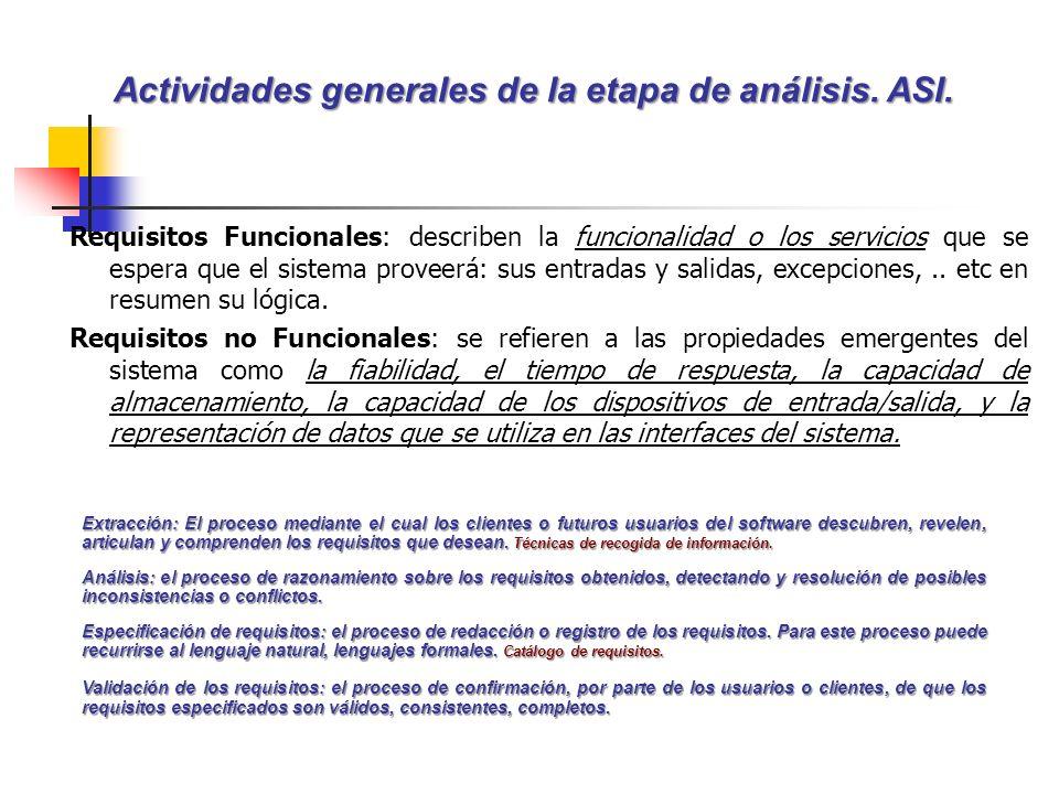 Criterio de descomposición Máxima cohesión o grado de asociación de las actividades de un proceso Mínimo acoplamiento o interrelaciones de información entre los procesos