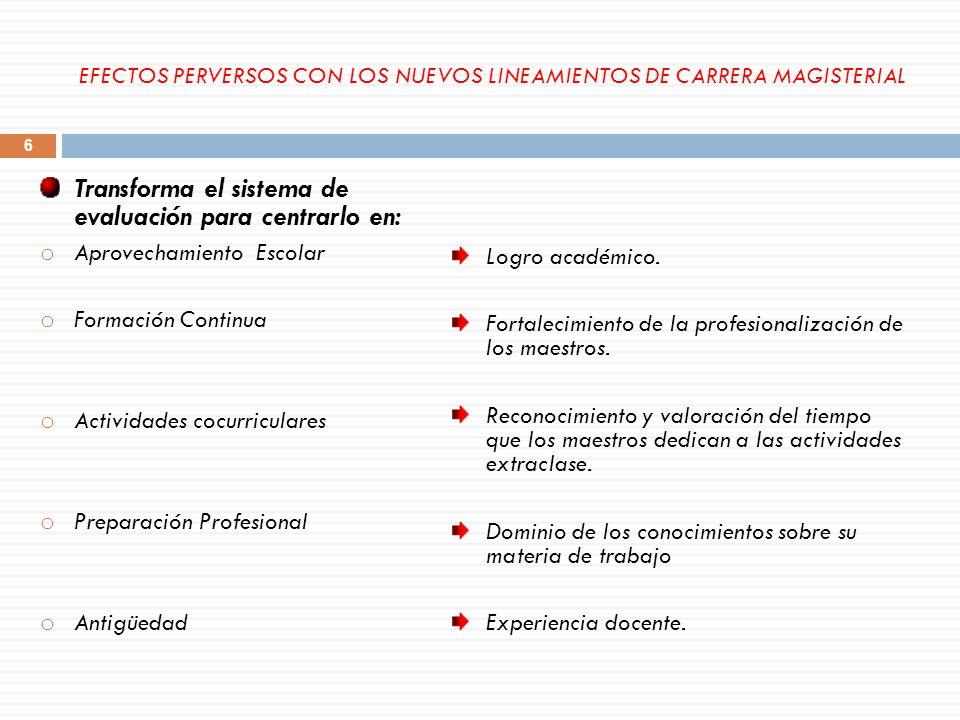 Expediente de los participantes: Constancia oficial de los años en el servicio docente de educación básica pública.