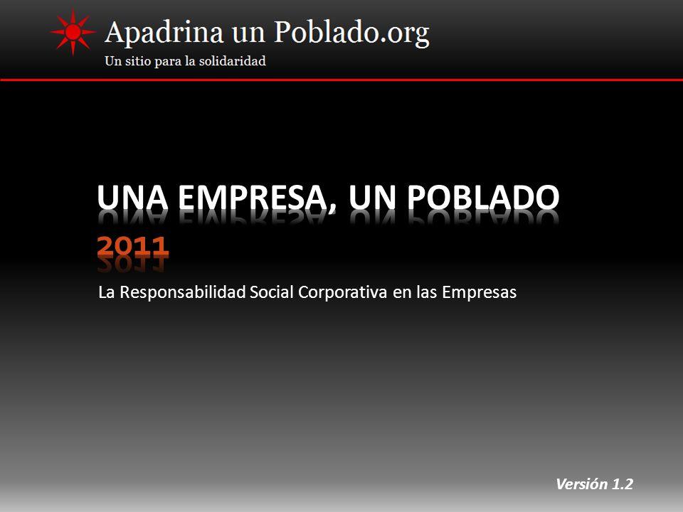 La Responsabilidad Social Corporativa en las Empresas Versión 1.2