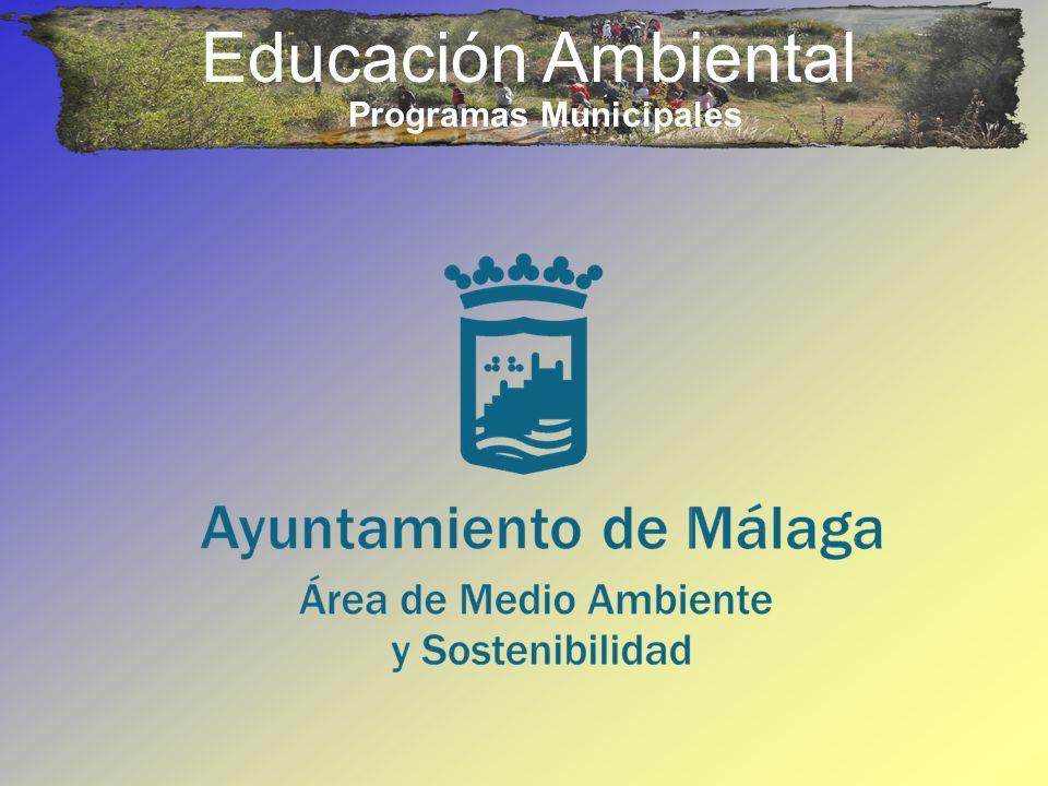 Educación Ambiental Programas Municipales
