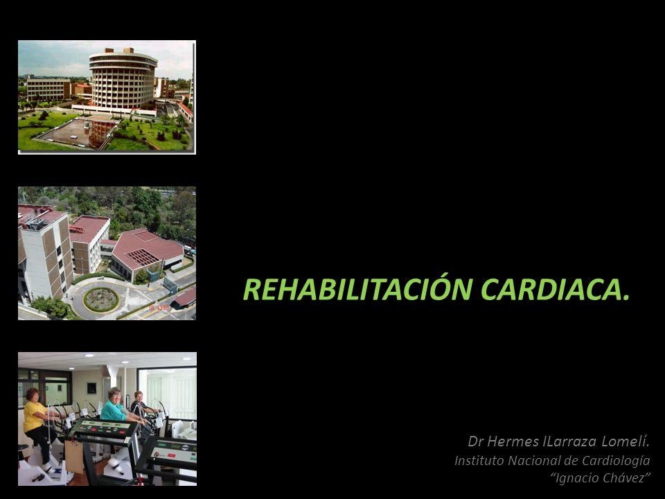 ¿Qué pienso sobre los programas de Rehabilitación Cardiaca y Prevención.