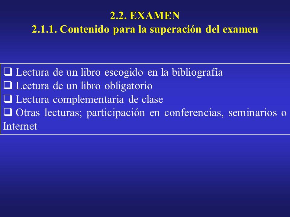 2.2. EXAMEN 2.1.1.