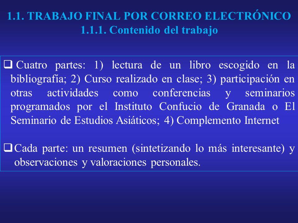 1.1. TRABAJO FINAL POR CORREO ELECTRÓNICO 1.1.1.
