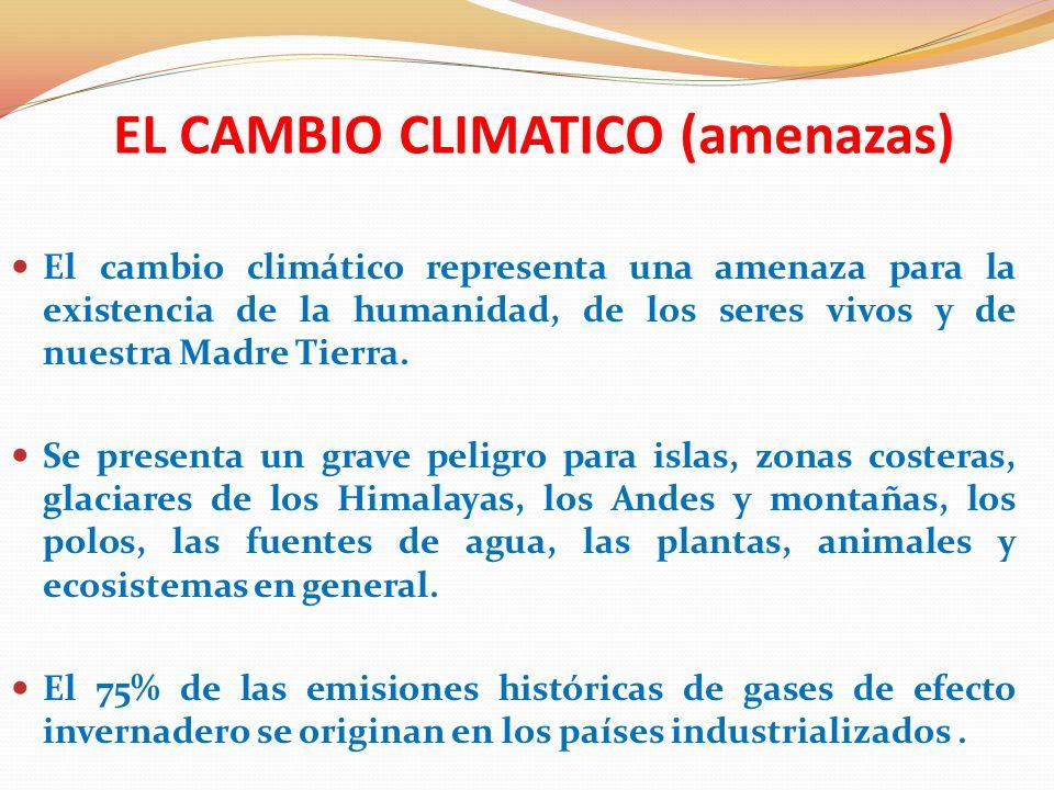 1° CONFERENCIA MUNDIAL DE PUEBLOS SOBRE CAMBIO CLIMATICO Bolivia convocó a la Primera Conferencia Mundial de los Pueblos sobre el Cambio Climático y los Derechos de la Madre Tierra, efectuada en Cochabamba del 20 al 22 de abril de 2010 que contó con la presencia de 35 mil personas, de las cuales 9 mil representaron a 140 países y 56 gobiernos, a fin de discutir propuestas en defensa de la vida y la sobrevivencia del planeta.