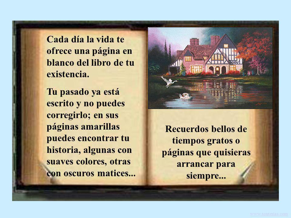 El Libro de la Vida www.tonterias.com