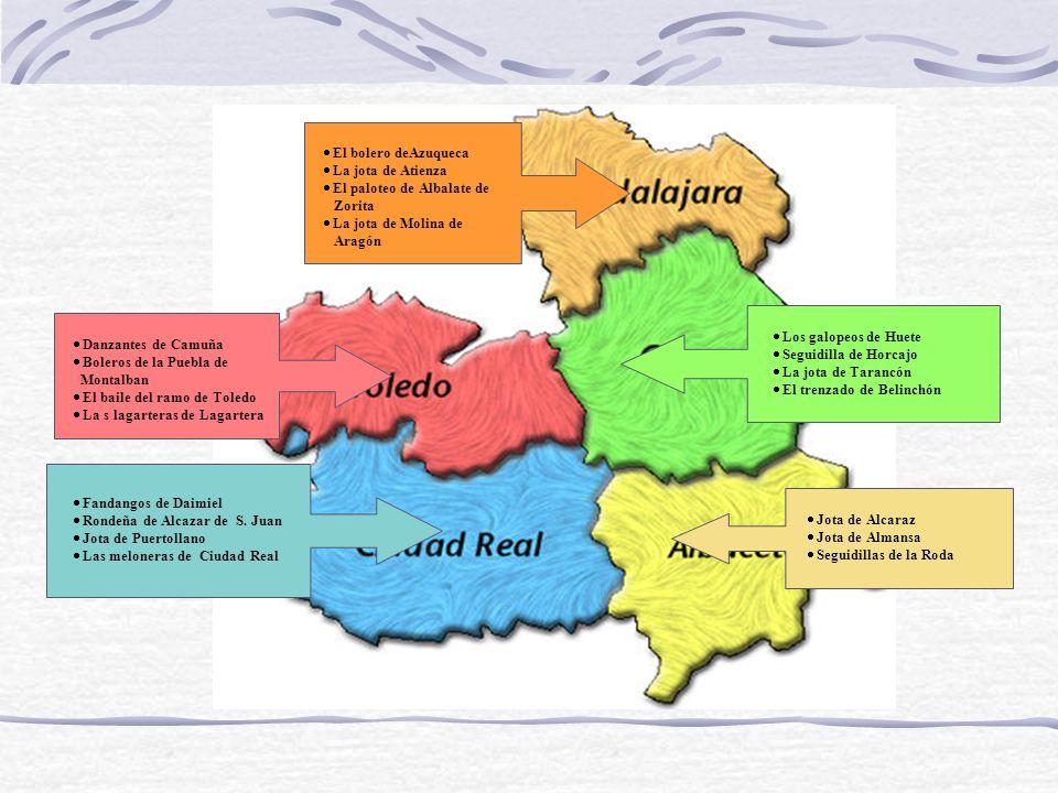 Aprovechando de que nuestra comunidad es Castilla la Mancha ¿Qué mínimo que conozcamos los bailes populares de nuestra región?
