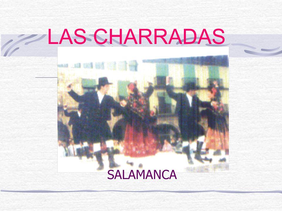 Ejemplos de algunos bailes que se vienen practicando en algunas provincias