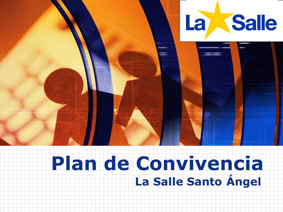 LOGO www.themegallery.com La Salle Santo Ángel Plan de Convivencia