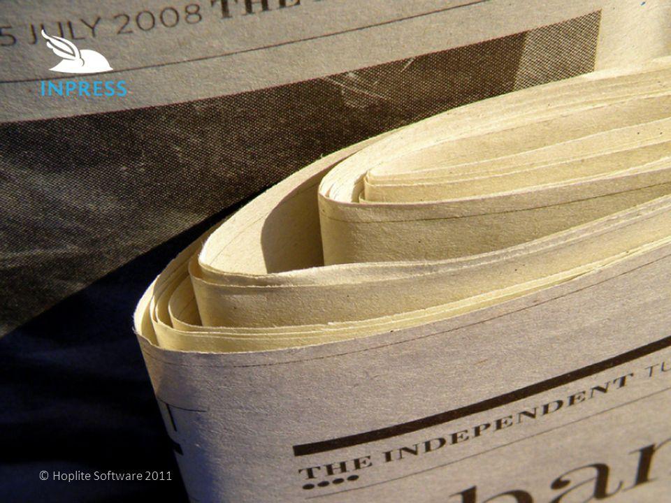 Casos de éxito © Hoplite Software 2011