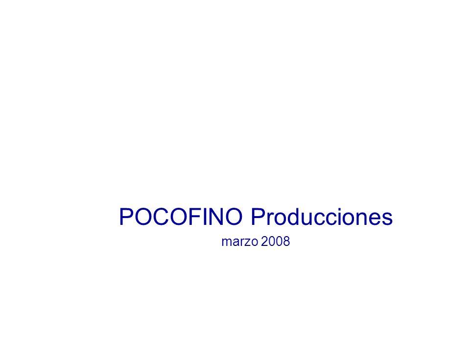 POCOFINO Producciones marzo 2008