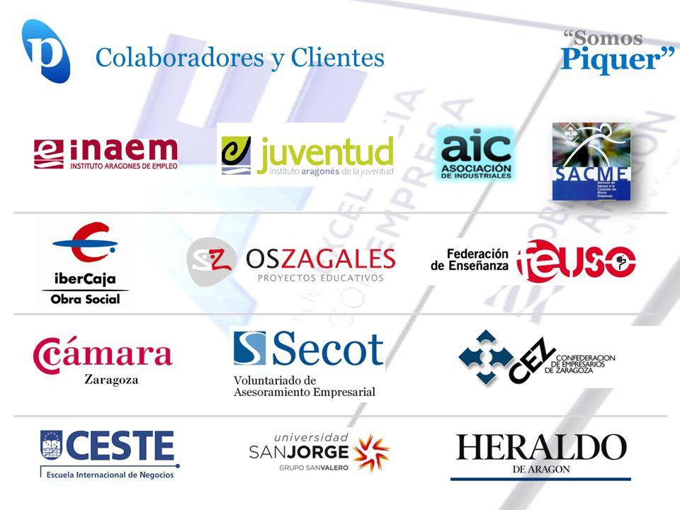 Colaboradores y Clientes
