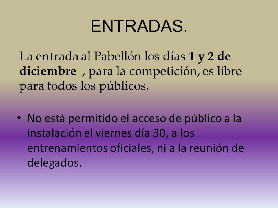 ENTRADAS.