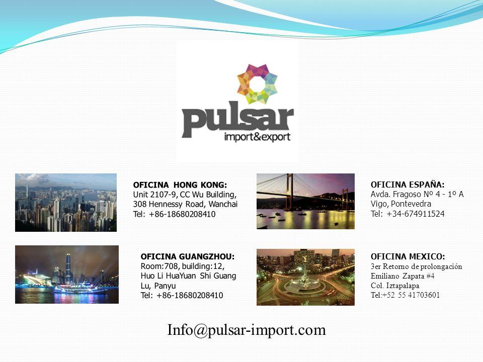 Pulsar Import & Export Co.