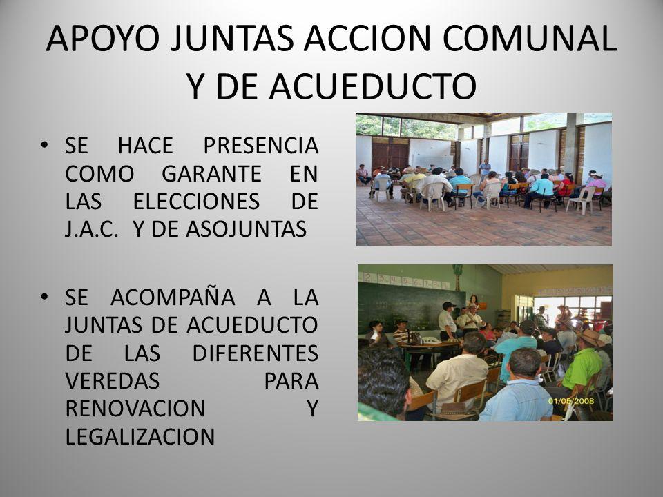 CREACION VEEDURIAS CIUDADANAS PREVIA CONVOCATORIA DE LA PERSONERIA, SE CREAN OCHO (8) VEEDURIAS EN CONTRATACION ADMINISTRATIVA CASCO URBANO Y RURAL DE LA SIGUIENTE MANERA: VEREDA SAN ISIDRO.