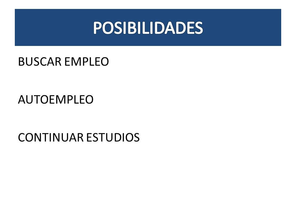 ESTUDIOS UNIVERSITARIOS PASO DE TÍTULO DE TÉCNICO SUPERIOR A UNIVERSIDAD DE FORMA DIRECTA, a todas las enseñanzas de grado.