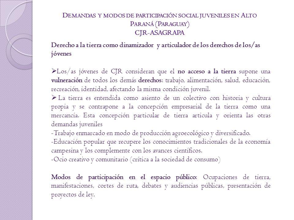 M INISTERIO J UVENTUD EN R IESGO DEL CCNV R OCK AND V IDA B UENOS A IRES, 2010