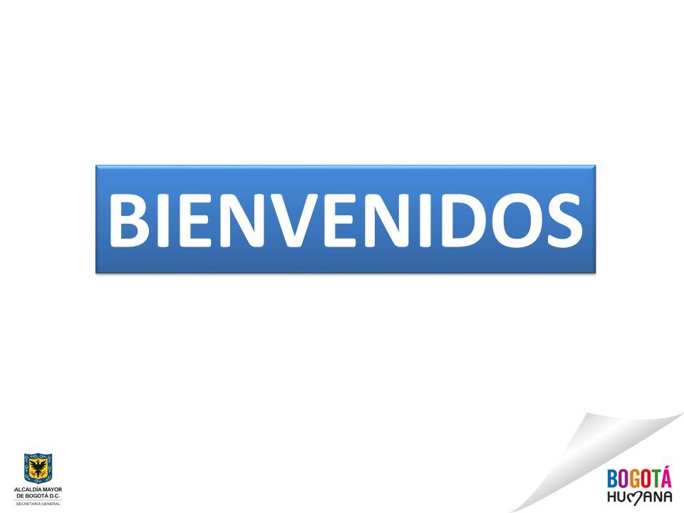 TENGA EN CUENTA: La forma de pago es en efectivo o cheque de gerencia girado a la Dirección Distrital de Tesorería.