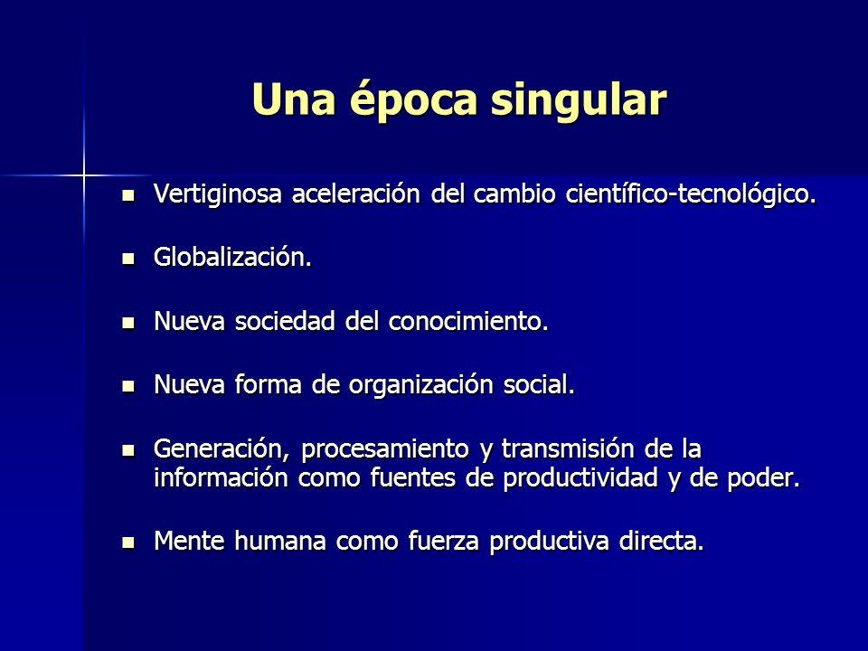 Debilitamie nto del contrato social.