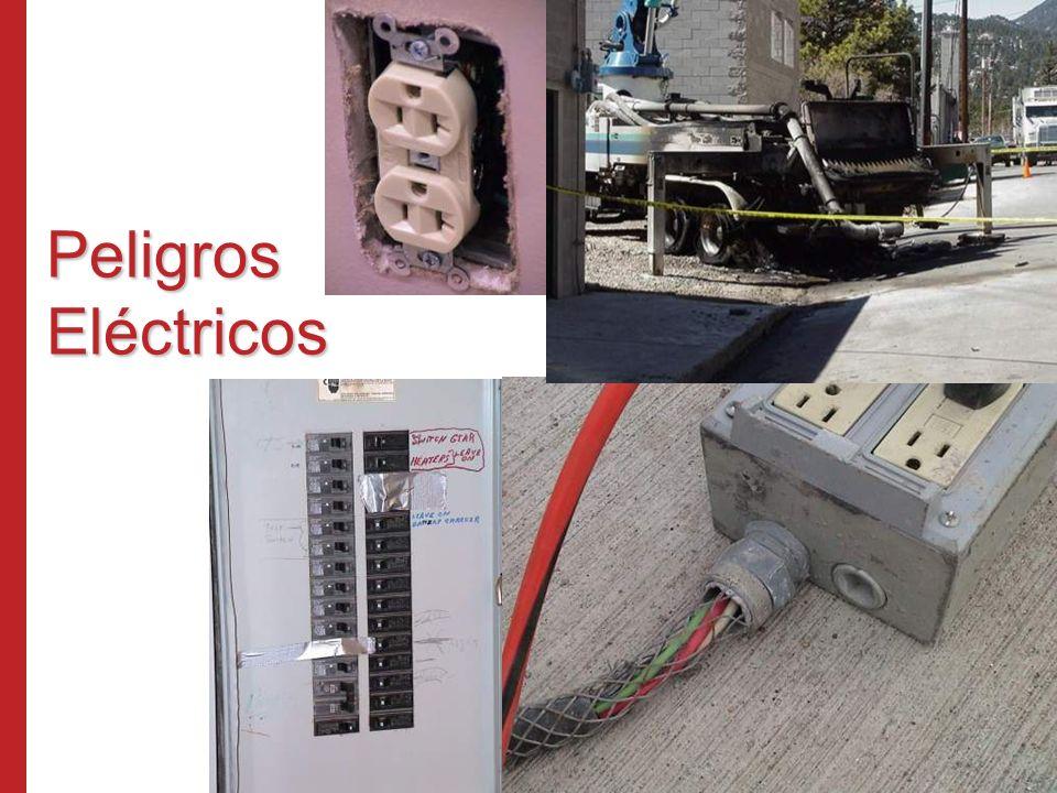Ejemplos del Programa de Evaluación y Control de Muertes (FACE) de NIOSH sobre decesos originados por los Cuatro Principales Riesgos –ElectrocuciónElectrocución –GolpesGolpes –ArapamientoArapamiento –CaídasCaídas