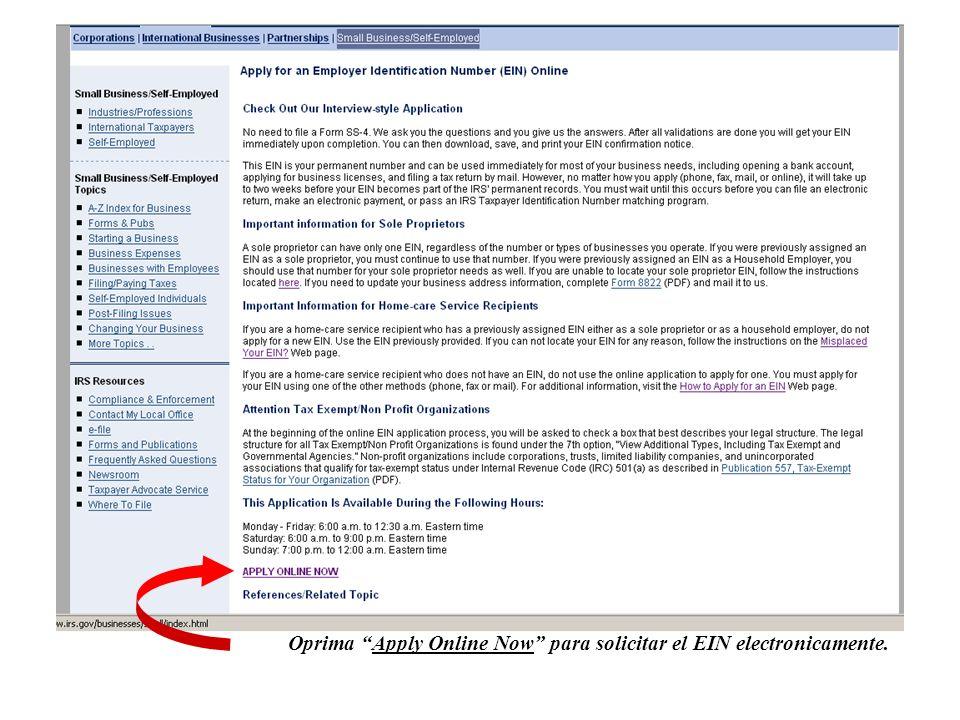 John Doe Montgomery August 2009 Entre la información requerida y oprima Continue para continuar el proceso