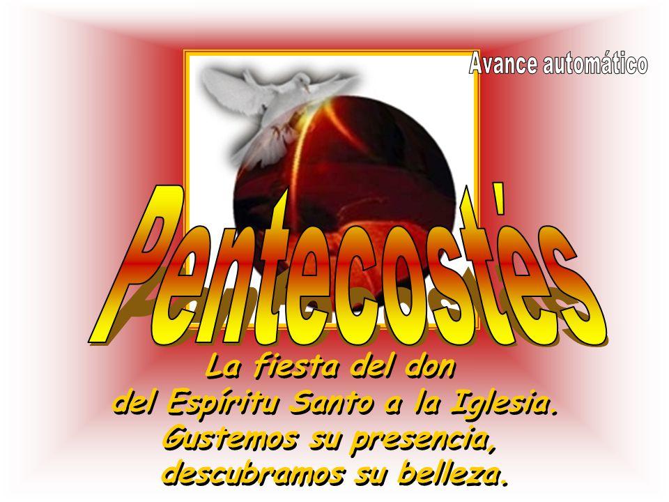 Cuando llegó el día de Pentecostés, estaban todos unánimes juntos.